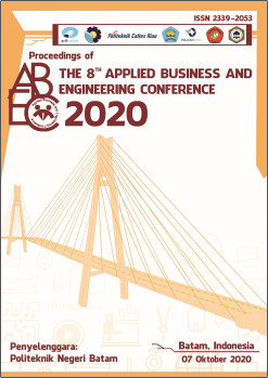 View Vol. 8 (2020): 8th Applied Business and Engineering Conference